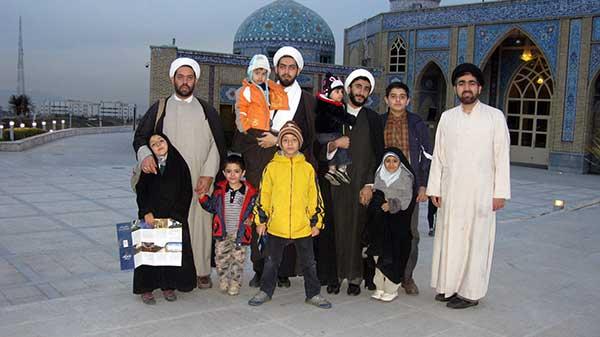 اردوی یک روزه تهران