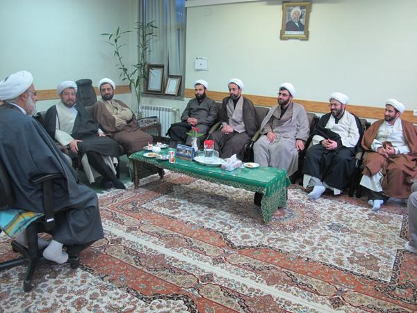 گزارش تصویری: سومین جلسه مجمع فعالین آموزشی تبلیغی